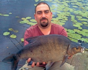 Bream Record Freshwater Species, Robinson